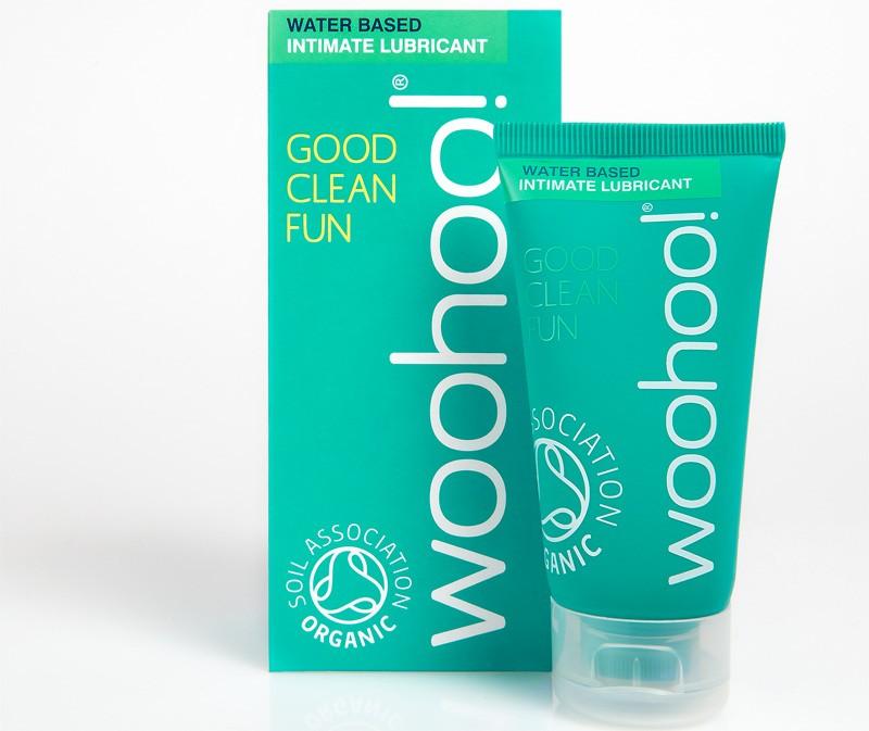 woohoo! Water Based Organic Intimate Lubricant
