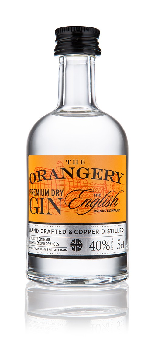 English Drinks Company – The Orangery Gin 5cl