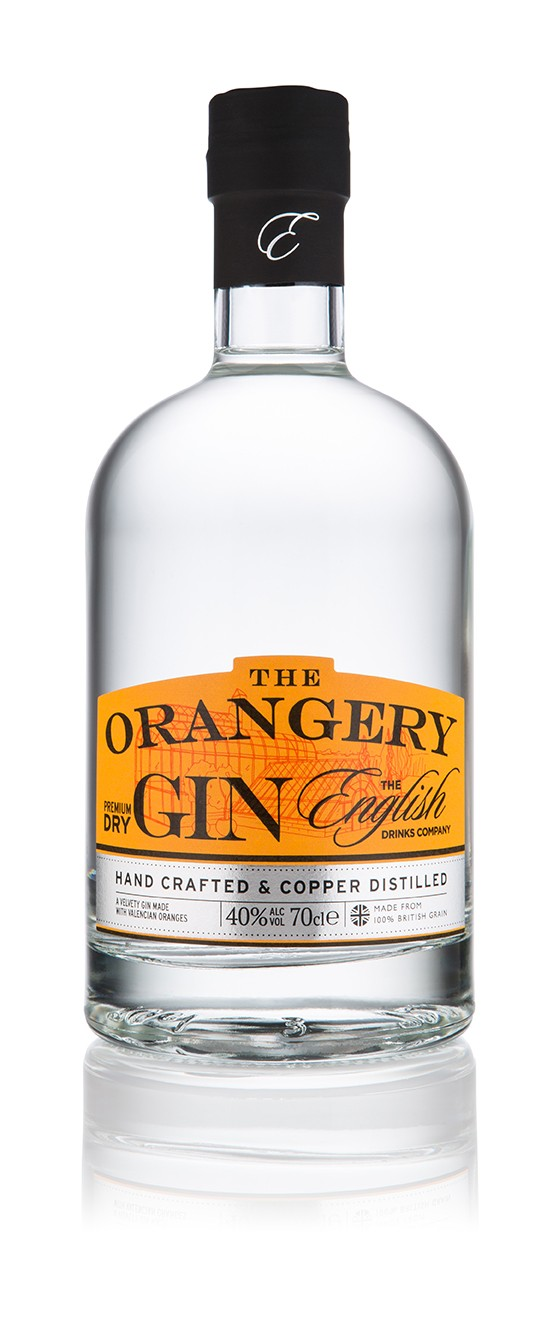 English Drinks Company – The Orangery Gin 70cl