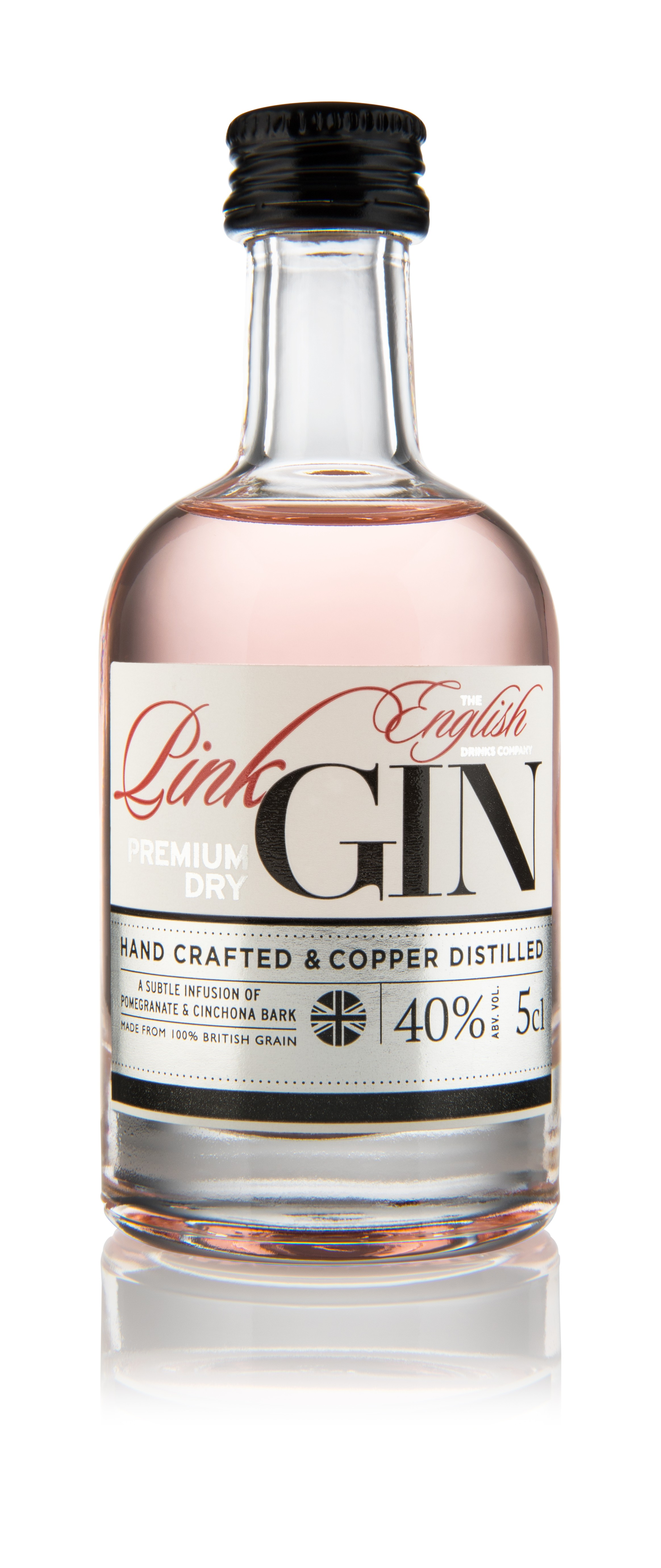 English Drinks Company – Classic Pink Gin 5cl