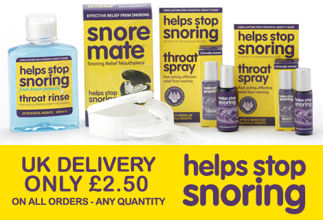 Anti Snoring Products