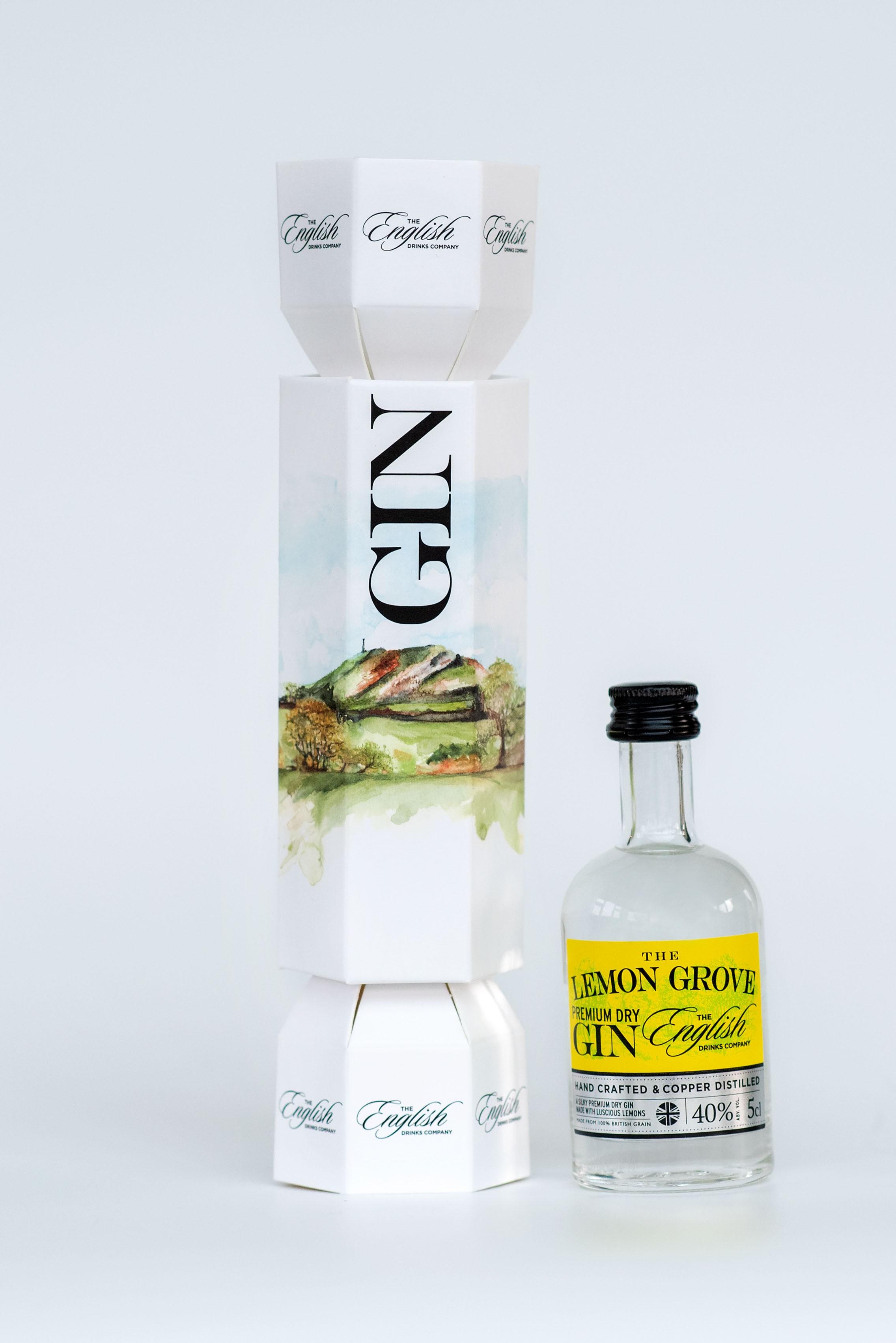 Christmas Cracker - Lemon Grove Gin 5cl