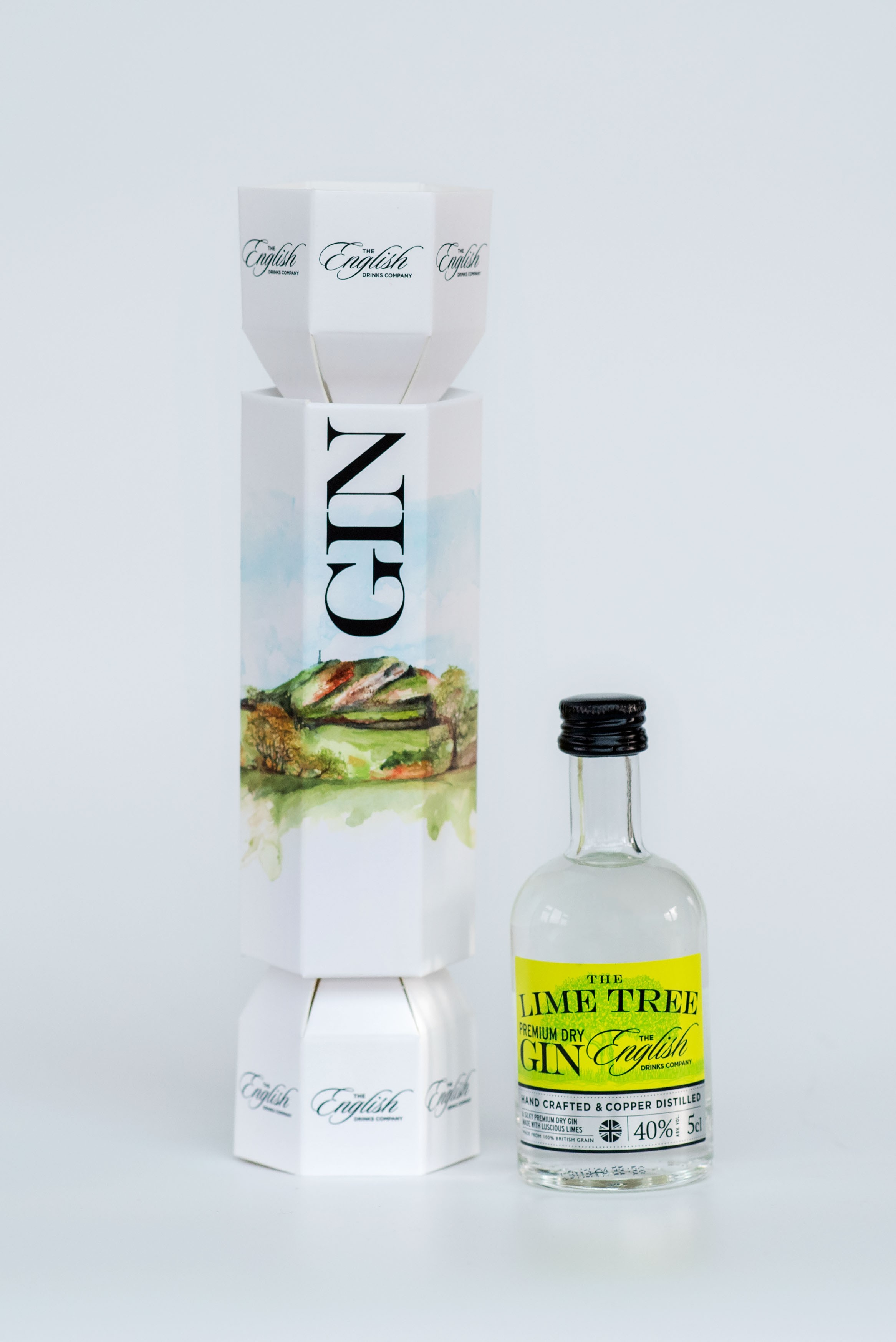 Christmas Cracker - Lime Tree Gin 5cl