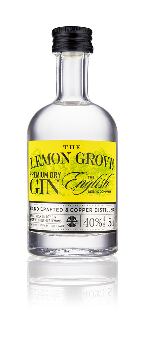 English Drinks Company – Lemon Grove Gin 5cl
