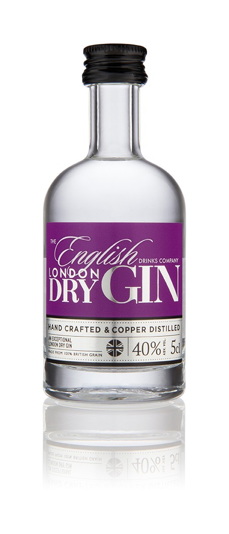 English Drinks Company – London Dry Gin 5cl