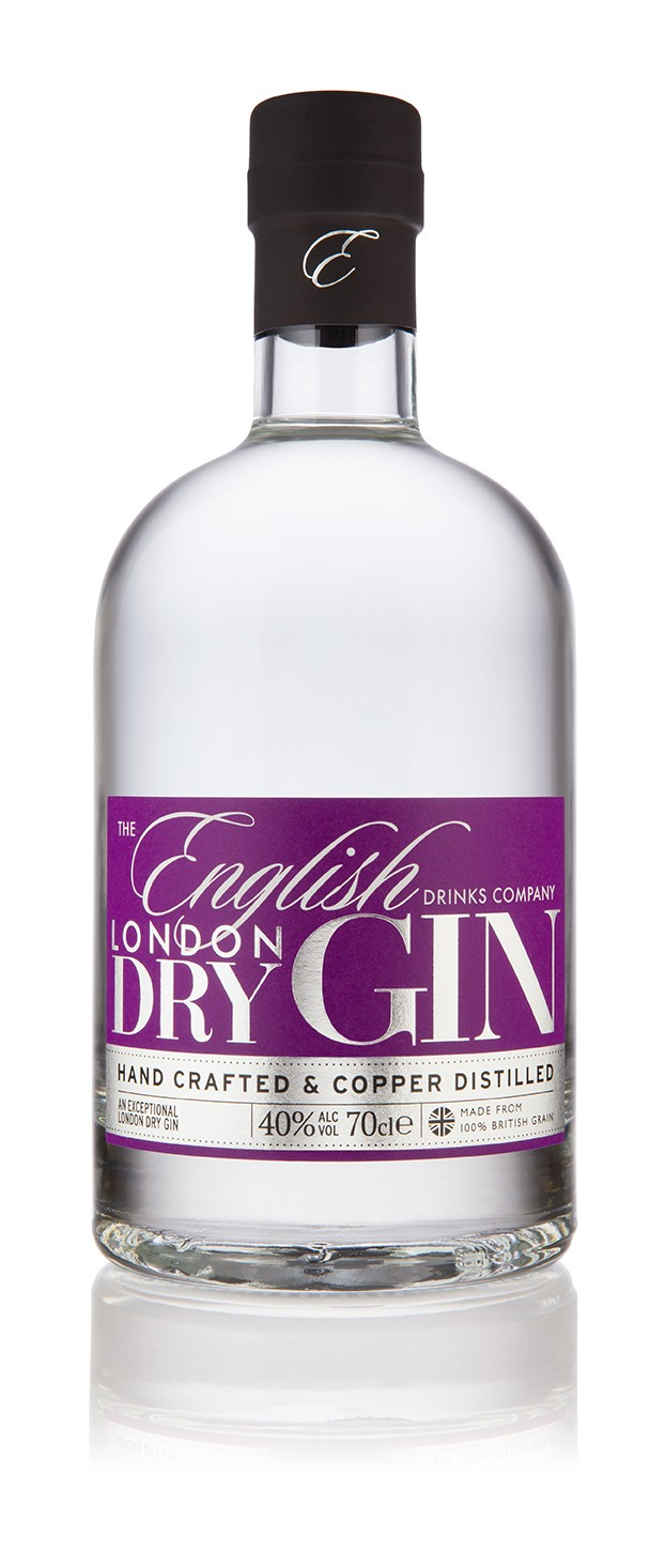 English Drinks Company – London Dry Gin 70cl