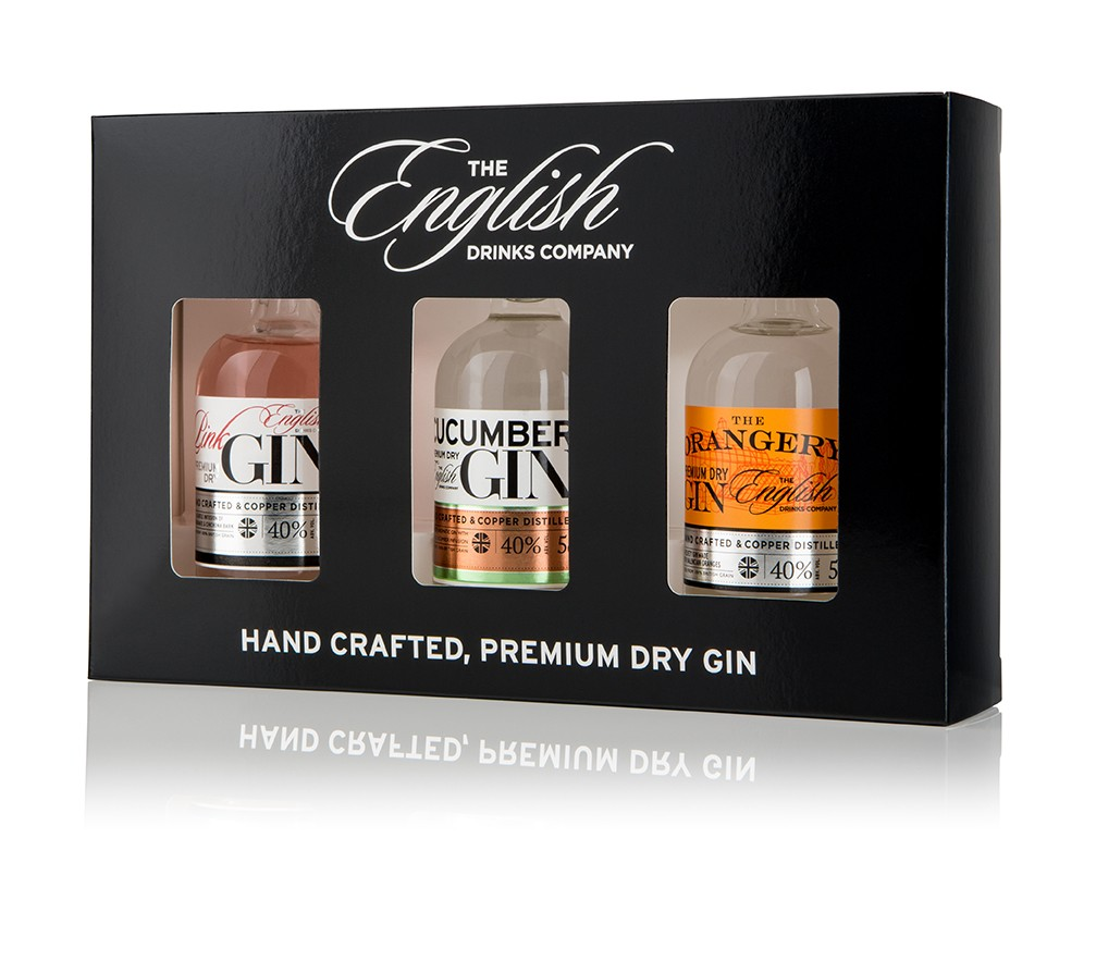 English Drinks Company – The Gin Gift Box