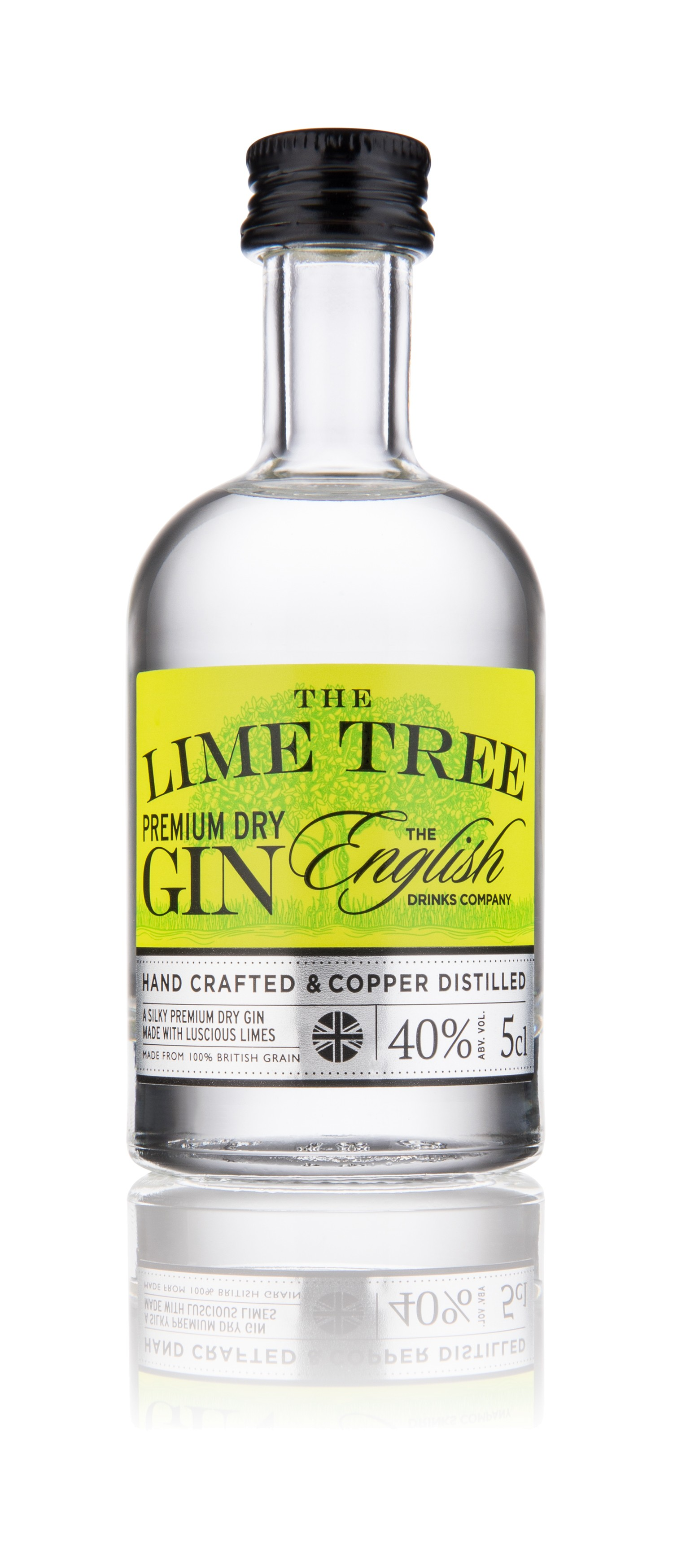 English Drinks Company – Lime Tree Gin 5cl