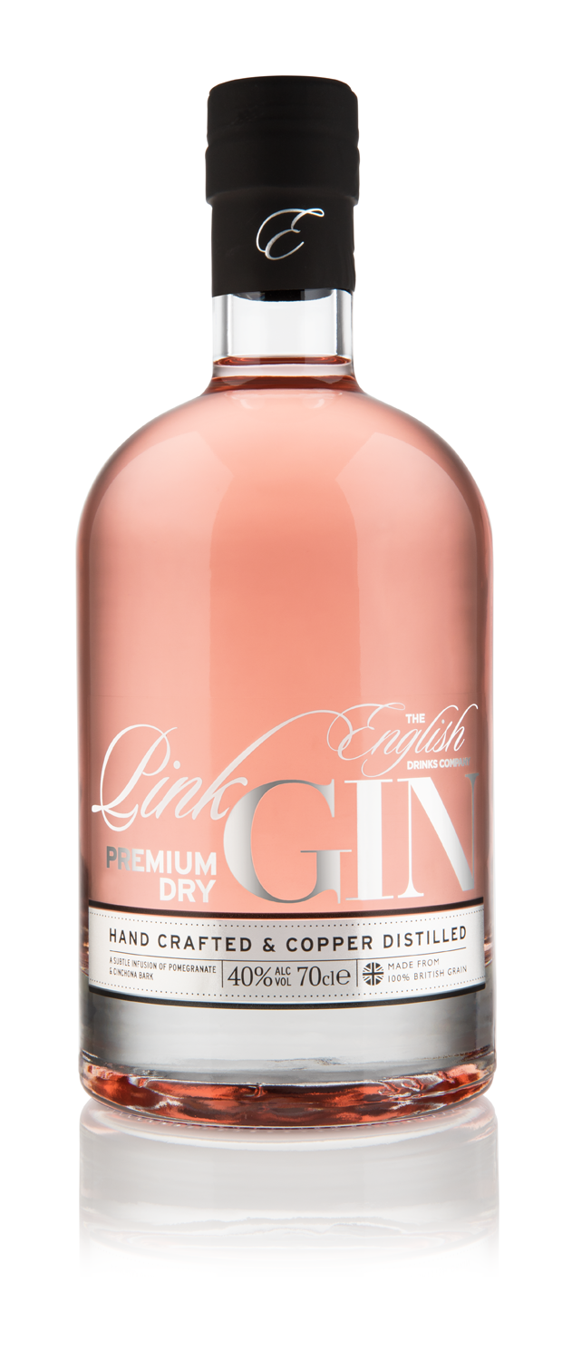 Pink Pomegranate Gin
